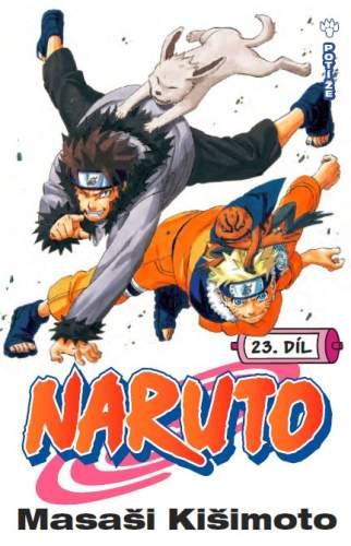 Naruto 23: Potíže