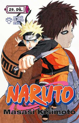 Naruto 29: Kakaši versus Itači