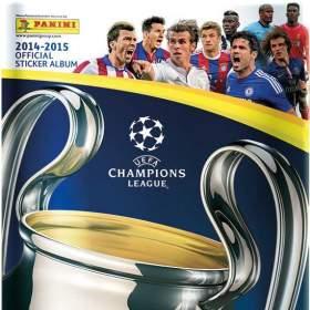 Samolepky Champions League 2014 / 15