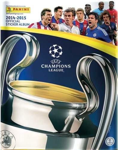 Album na samolepky Champions League 2014 / 2015