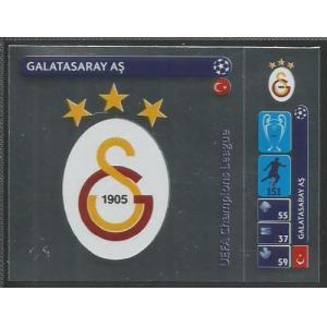 Logo Galatasaray AS