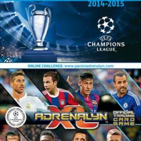 Karty Champions League 2014 / 15