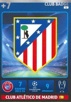 Logo Club Atlético de Madrid