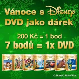 Albert, Interspar - Zlatá edice DVD Disney