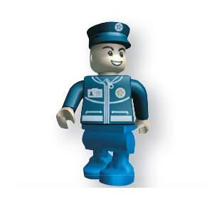 Policista Kryštof Pořádek