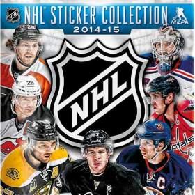 Samolepky NHL 2014-15 Panini