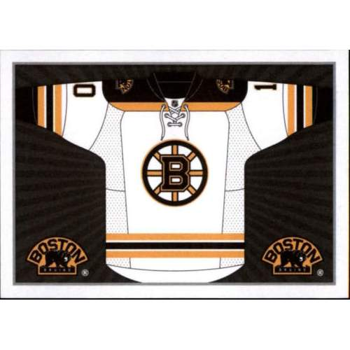 Away Jersey Boston Bruins