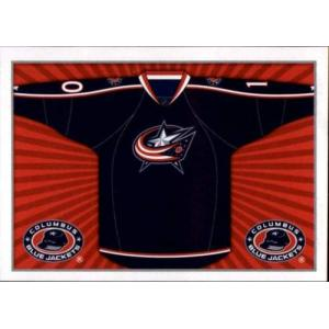 Home Jersey Columbus Blue Jackets