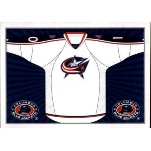 Away Jersey Columbus Blue Jackets