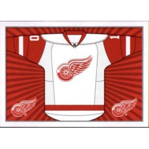 Away Jersey Detroit Red Wings