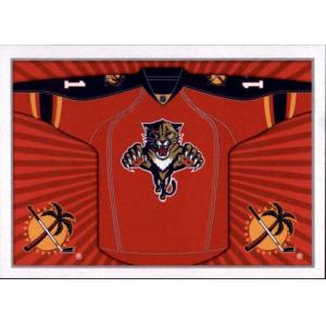 Home Jersey Florida Panthers