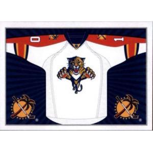 Away Jersey Florida Panthers