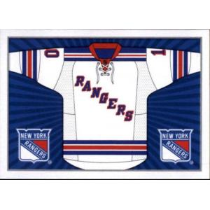 Away Jersey New York Rangers
