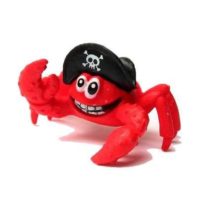 Pirát Krab