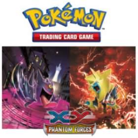 Pokémon XY Phantom Forces