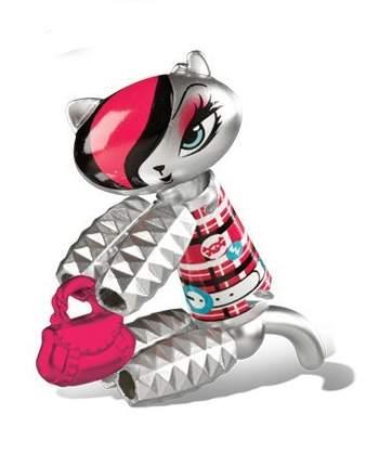 Stříbrná kočka