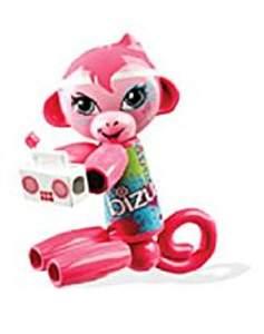 Růžová opička