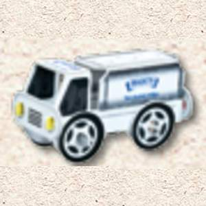 Mlékárenský vůz