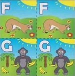 Fretka, Gorila
