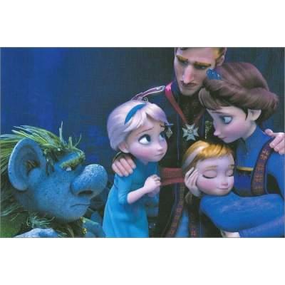 Rodina Anny a Elsy