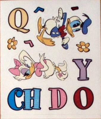 Donald a Daisy