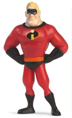 Figurka Bob Parr alias Mr. Úžasný