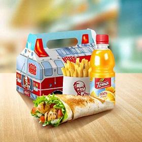Stavebnice KFC