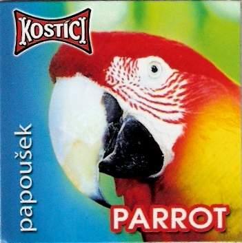 Parrot - Papoušek