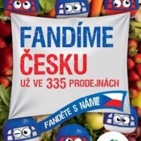 Albert - Fandíme Česku