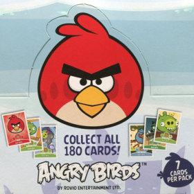 Angry Birds kartičky