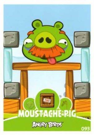 Moustache Pig