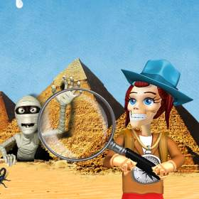 Kostíci - Poklad pyramid