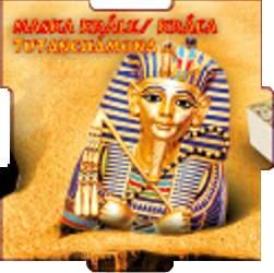 Maska krále Tutanchámona