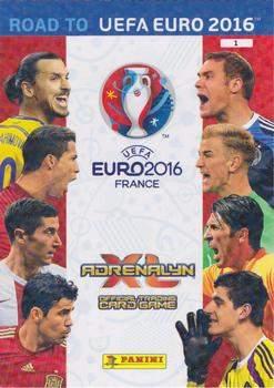 Road to UEFA EURO 2016
