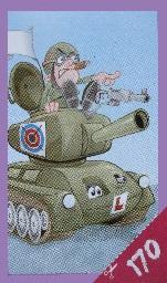 Velitel-začátečník tanku