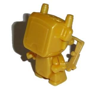 Žlutý robot