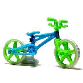 BMX kolo modré