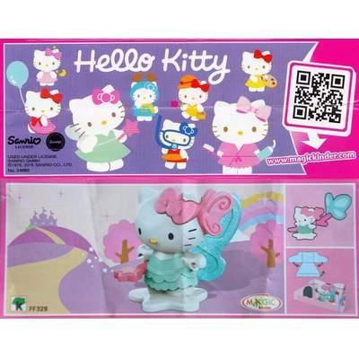 Hello Kitty víla