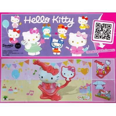 Hello Kitty jde na párty