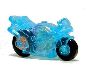 Motorka modrá