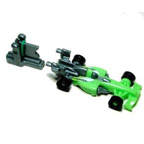Formule 1 - zelená