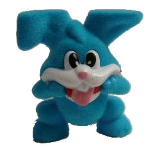 Modrý zajíček