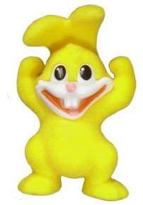 Žlutý zajíček
