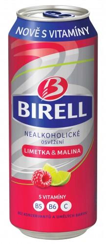 Birell Limetka & Malina