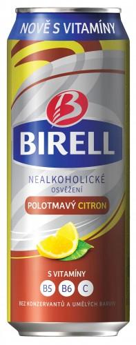 Birell Polotmavý citron
