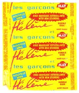 Obal žvýkačky