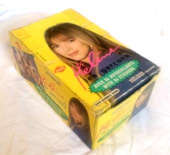 Krabice od žvýkaček