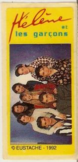 José, Benedikta, Lola, Helena, Johana, Sebastián, Mikuláš, Kristián