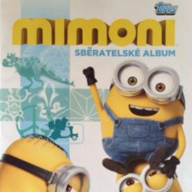 TOPPS - Samolepky Mimoni