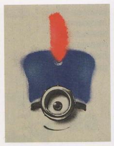 Mimoni - Samolepka č. 65